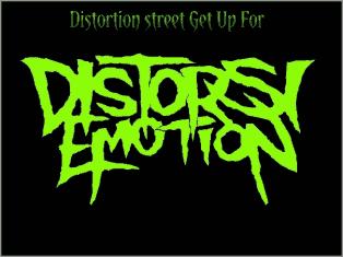 Distorsi Emotion